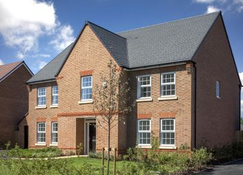 "Thumbnail 5 bedroom detached house for sale in ""Glidewell"" at Station Road, Warboys, Huntingdon"