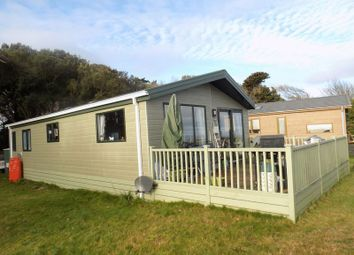 Thumbnail 2 bedroom lodge for sale in The Street, Corton, Lowestoft
