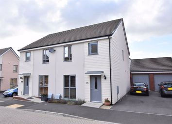 Thumbnail 3 bedroom semi-detached house for sale in Great Copsie Way, Stoke Gifford, Bristol