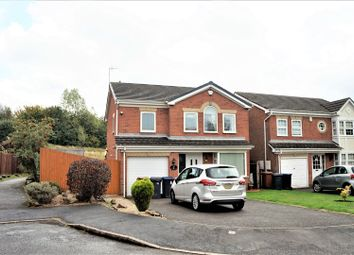 Thumbnail 4 bed detached house for sale in Bell Close, Stanton Under Bardon, Markfield