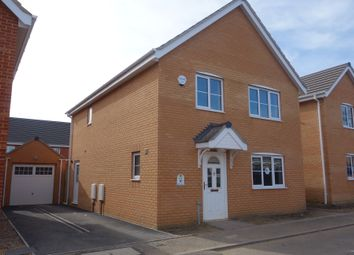 Thumbnail 4 bed detached house for sale in Barn Owl Close, Station Road, Reedham, Norwich