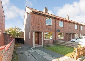 Thumbnail 2 bed semi-detached house for sale in Armour Drive, Ayr, South Ayrshire, Scotland