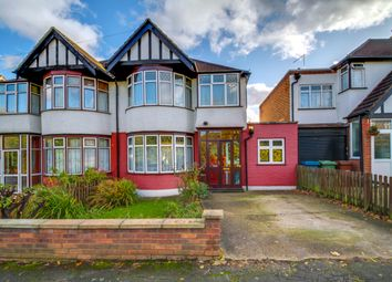 Thumbnail 3 bed semi-detached house for sale in Wood End Road, Harrow