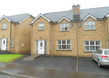 Thumbnail 3 bed semi-detached house for sale in 12, Moorfields, Ballymoney