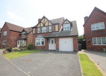 Thumbnail 4 bed detached house for sale in Balmoral Way, Prescot