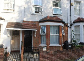 Thumbnail 3 bed terraced house to rent in Magnolia Road, London