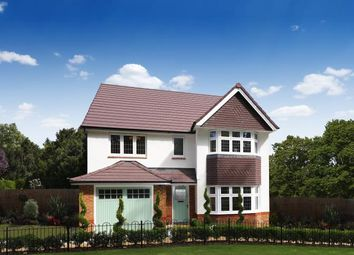 Thumbnail 4 bedroom detached house for sale in Clematis Drive, Garstang, Preston