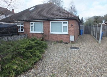 Thumbnail 2 bedroom semi-detached bungalow for sale in Lloyd Road, Norwich