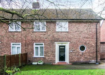 Thumbnail 3 bedroom semi-detached house for sale in Chetwynd Close, Prenton