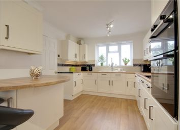 Thumbnail 5 bedroom end terrace house for sale in Orchard Way, Addlestone, Surrey