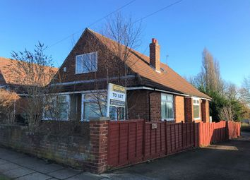 Thumbnail 4 bed bungalow to rent in Jesmond Road, Darlington