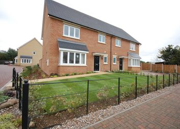 Thumbnail 3 bed semi-detached house for sale in Mollands Lane, South Ockendon