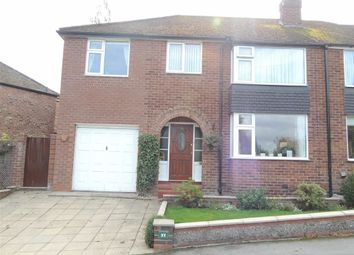 Thumbnail 4 bed semi-detached house for sale in Faywood Drive, Marple, Stockport
