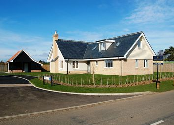 Thumbnail 5 bed detached house for sale in Dairy Close, Hollesley, Woodbridge