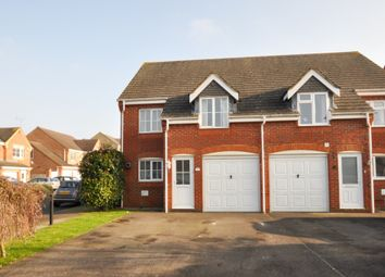 Thumbnail 3 bed semi-detached house for sale in Mullein Road, Bicester