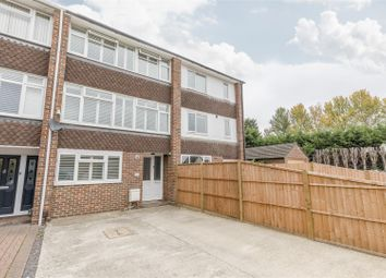 Thumbnail 4 bed town house for sale in Black Horse Close, Windsor