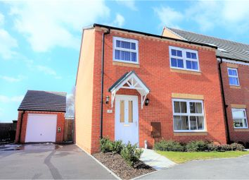 Thumbnail 4 bed detached house for sale in Whitworth Close, Brierley Hill