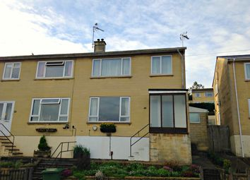 Thumbnail 3 bedroom semi-detached house for sale in Ambleside Road, Kingsway, Bath