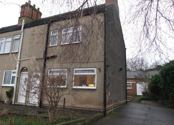 Thumbnail 2 bed end terrace house for sale in The Green, Hathern, Loughborough, Leicestershire