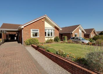 Thumbnail 3 bed detached bungalow for sale in Pinedale, Woolaston, Lydney, Gloucestershire.