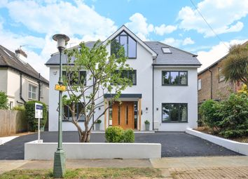 Thumbnail 5 bed detached house to rent in Hove Park Road, Hove, East Sussex