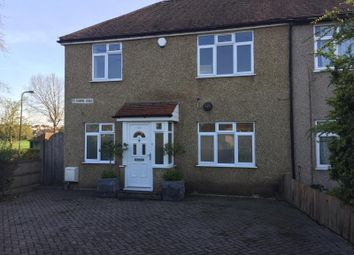 Thumbnail 2 bed end terrace house to rent in Elthorne Road, Kingsbury