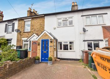 Thumbnail 2 bed terraced house for sale in New Road, Croxley Green, Rickmansworth