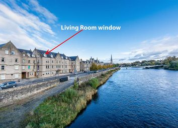 Thumbnail 2 bed flat for sale in Tay Street, Perth, Perthshire