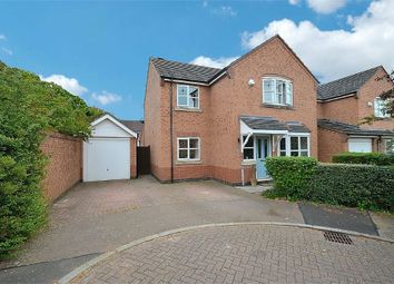Thumbnail 4 bed detached house for sale in Crimea Close, Wootton, Northampton