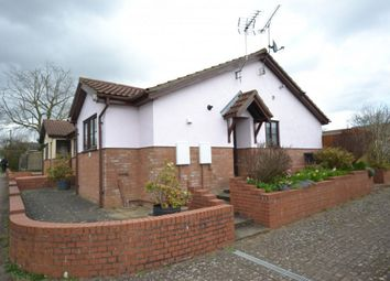 Thumbnail 2 bed semi-detached bungalow for sale in The Glebe, Robin Hood Road, Elsenham