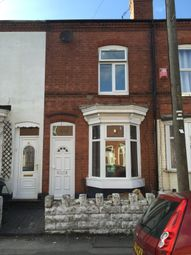 Thumbnail 3 bed terraced house to rent in Dora Street, Walsall, West Midlands