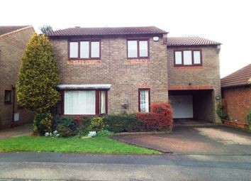 Thumbnail 4 bed detached house for sale in Hawkhirst, Washington, Tyne And Wear
