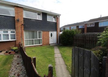 3 bed semi-detached house for sale in Thropton Avenue, Blyth NE24
