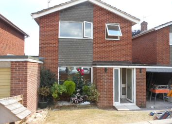 Thumbnail 3 bed detached house to rent in Fulda Crescent, Crediton