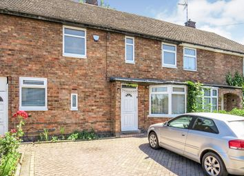 3 bed terraced house for sale in Withcote Avenue, Leicester LE5