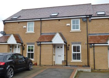 Thumbnail 3 bed terraced house to rent in Graffham Drive, Oakham