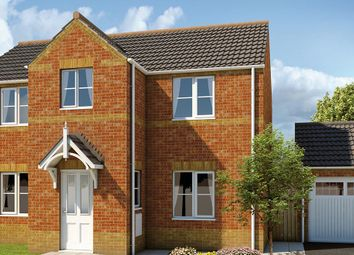 "Thumbnail 4 bed property for sale in ""The Carlton"" at Doncaster Road, Goldthorpe, Rotherham"
