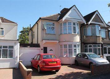 Thumbnail 3 bed semi-detached house for sale in Kingshill Avenue, Kenton, Harrow