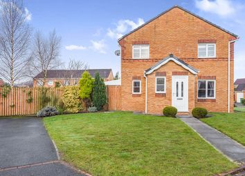 Thumbnail 3 bed semi-detached house for sale in Dunnock Lane, Cottam, Preston