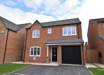 Thumbnail 4 bedroom detached house for sale in The Belsay, Hampstead Way, Stainsby Hall Farm, Middlesbrough
