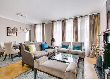 Thumbnail 3 bed flat for sale in Oxford & Cambridge Mansions, Transept Street, London