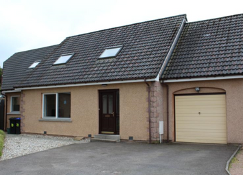 Thumbnail 4 bed detached house to rent in Golfview Crescent, Kemnay AB51,