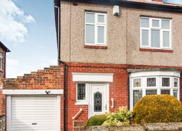 Thumbnail 3 bed semi-detached house for sale in Bartram Gardens, Gateshead