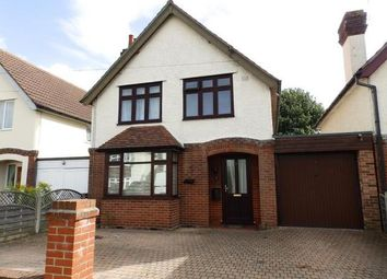 Thumbnail 3 bedroom detached house for sale in Goring Road, Ipswich