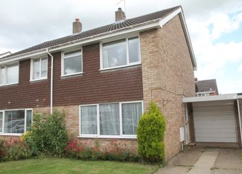 Thumbnail 3 bedroom semi-detached house for sale in Windrush Way, Abingdon