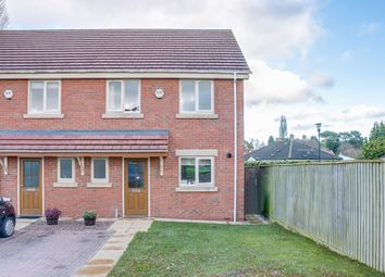 Thumbnail 3 bed semi-detached house for sale in Osier Close, Bromsgrove