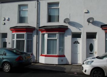 Thumbnail 2 bedroom terraced house to rent in Longford Street, Middlesbrough