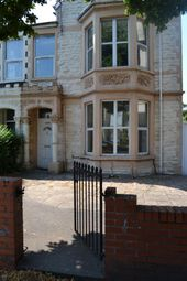 Thumbnail 2 bedroom flat to rent in 151, Richmond Road, Roath, Cardiff, South Wales