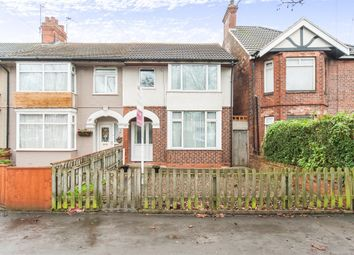 Thumbnail 3 bedroom end terrace house for sale in Boothferry Road, Hull