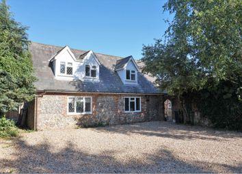 Thumbnail 4 bed cottage for sale in Shripney Lane, Bognor Regis